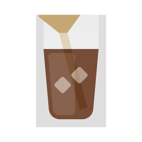 Café Latté Frappé