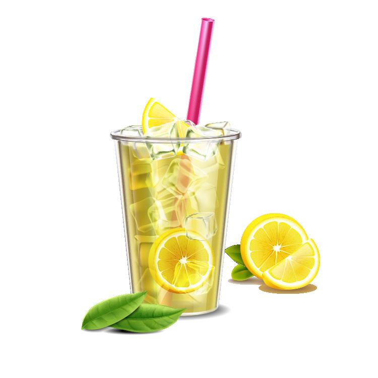 Thé Glacé Menthe-citron
