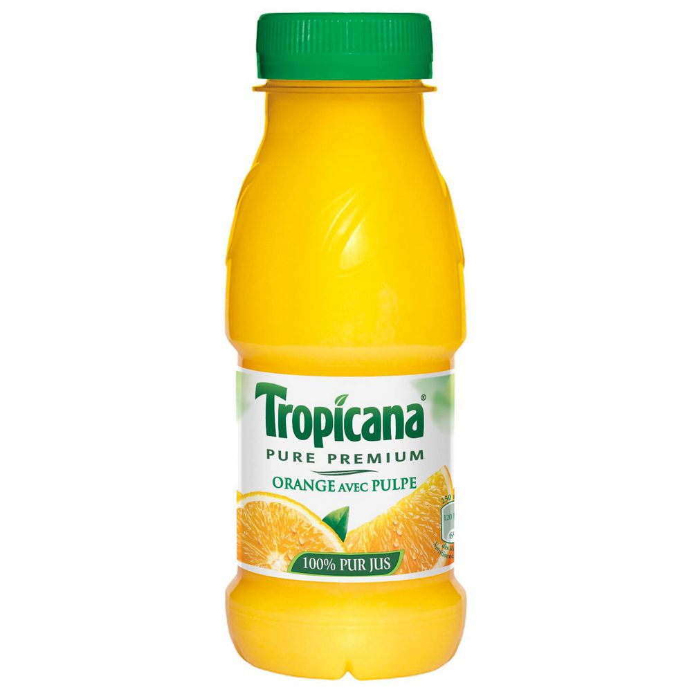 Tropicana Orange 🍊