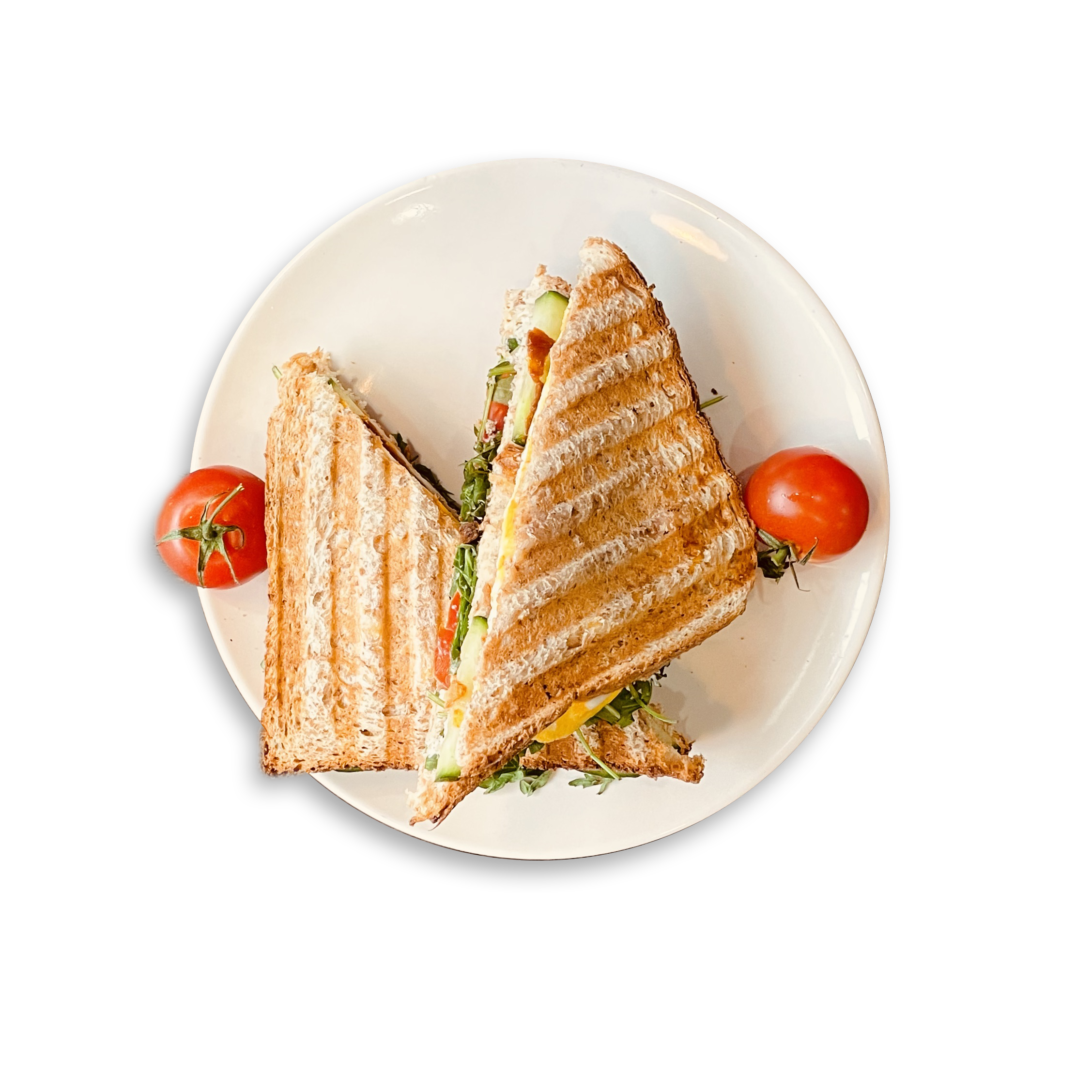 Double Toast Végétarien