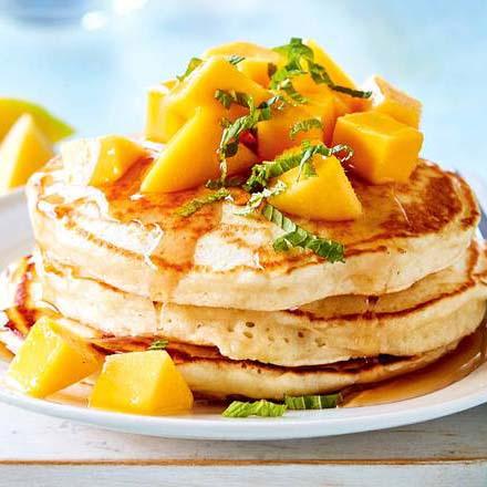 Pancake Mangue(x3)