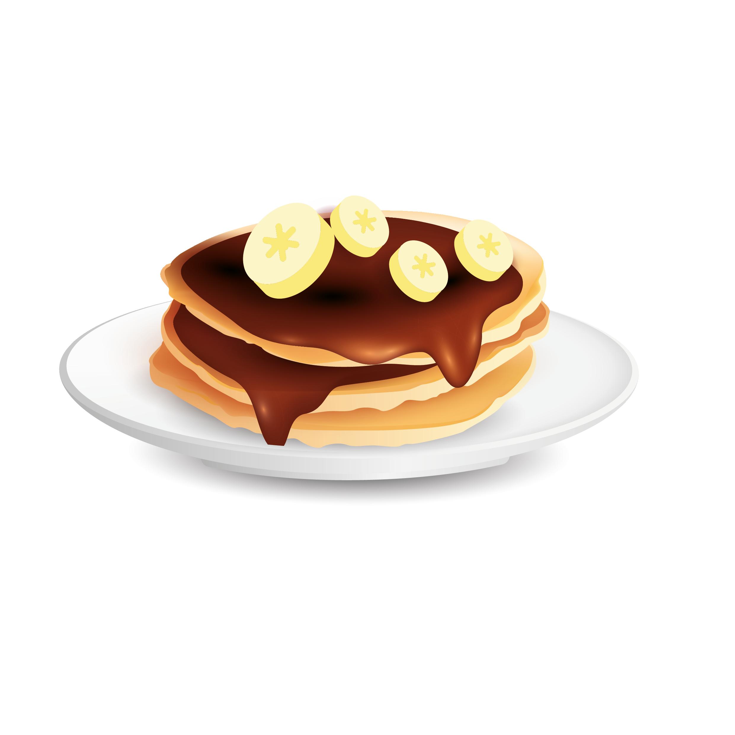 Pancake banane 🍌