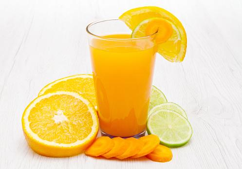 Ace Orange, carotte